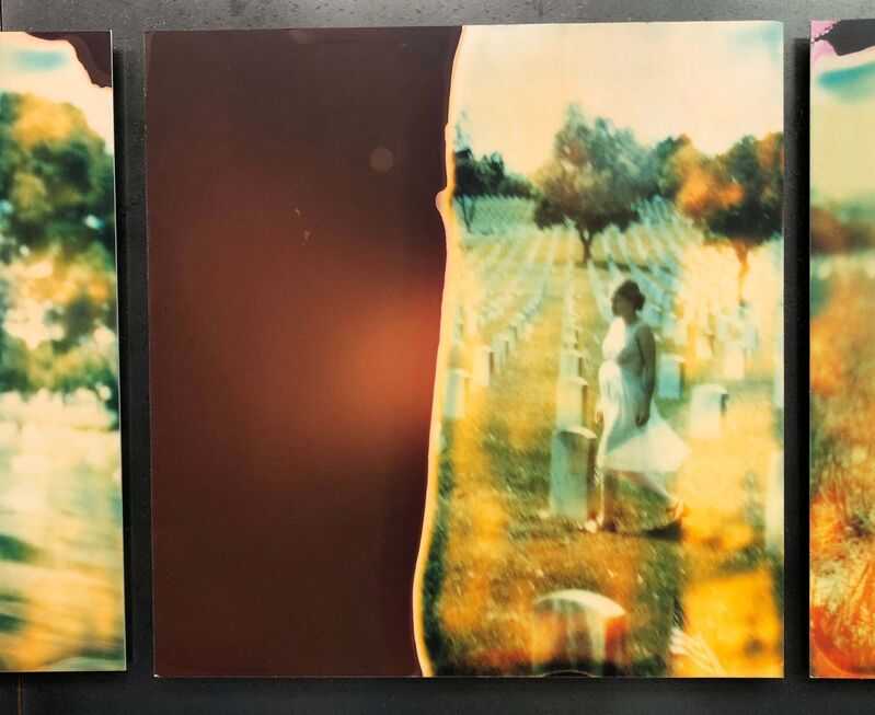 Stefanie Schneider, 'Memorial Day', 2001, Photography, 7 Analog C-Prints based on 7 Polaroids, hand-printed by the artist on Fuji Crystal Archive Paper. Mounted on Aluminum with matte UV-Protection., Instantdreams