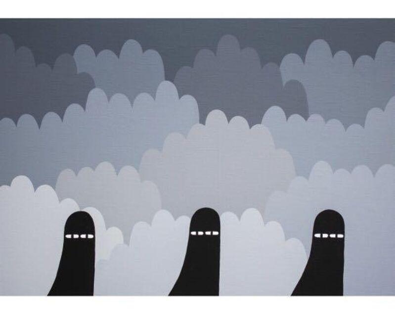 Ly, 'On the Way to Somewhere', 2020, Print, Giclee Print, Marcel Katz Art