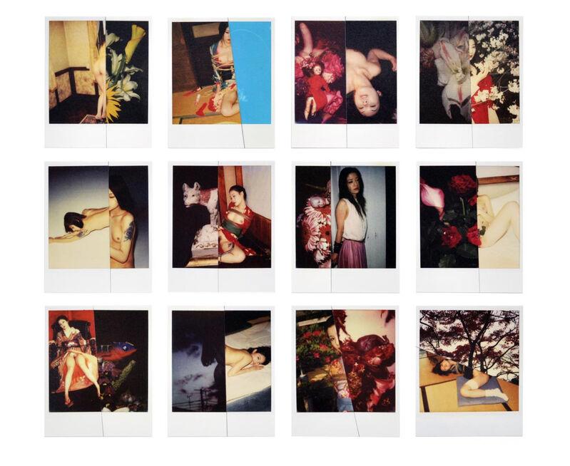 Nobuyoshi Araki, '結界Kekkai', 2014, Books and Portfolios, Printed cards, original acrylic box, Room Gallery