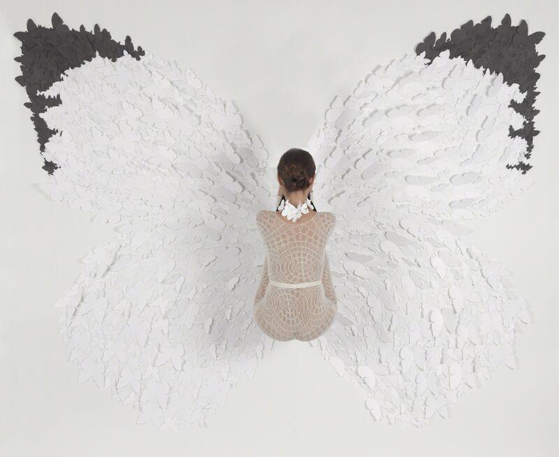 Natalia Arias, 'White Glider', 2012, Photography, Chromogenic Color, Atrium Gallery