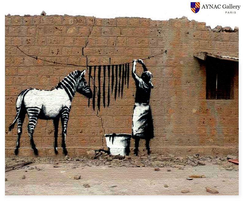 Banksy, '12 Postcards ', 2009, Ephemera or Merchandise, 12 Postcards, AYNAC Gallery