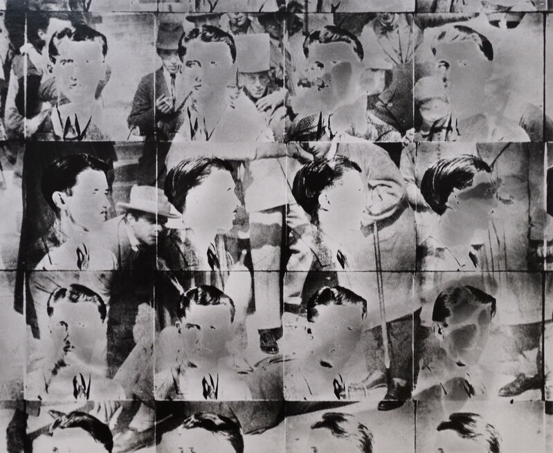 Van Deren Coke, 'Homage to the Dada Constructivists', 1974, Photography, Gelatin silver print, Scheinbaum & Russek Ltd.