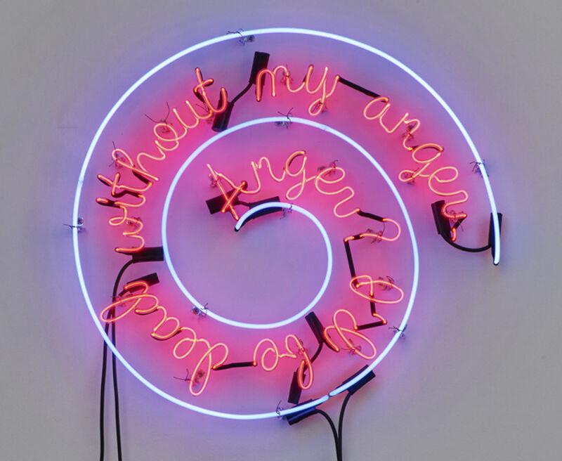 Deborah Kass, 'After Louise Nevelson', 2020, Sculpture, Neon, Kavi Gupta