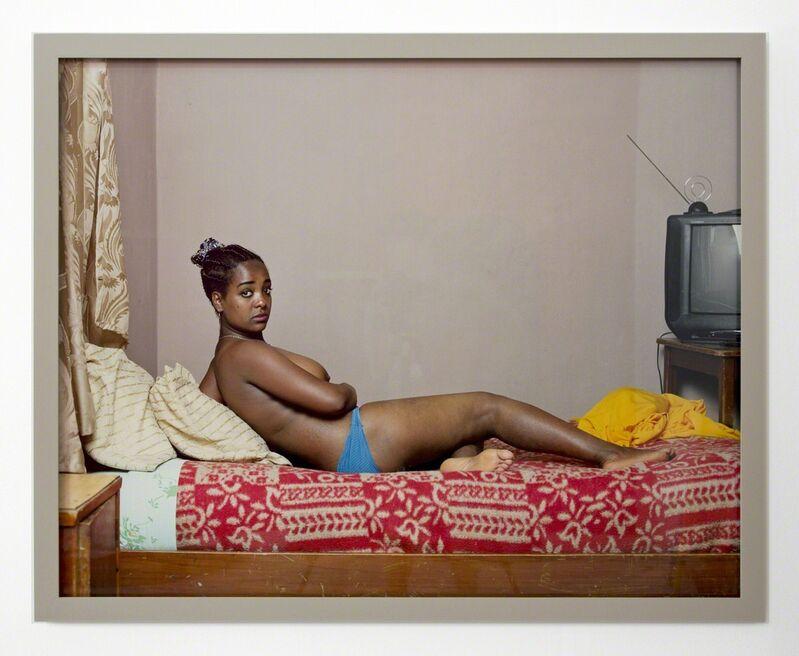 Awol Erizku, 'Aziza', 2013, Photography, Digital C Print, Night Gallery