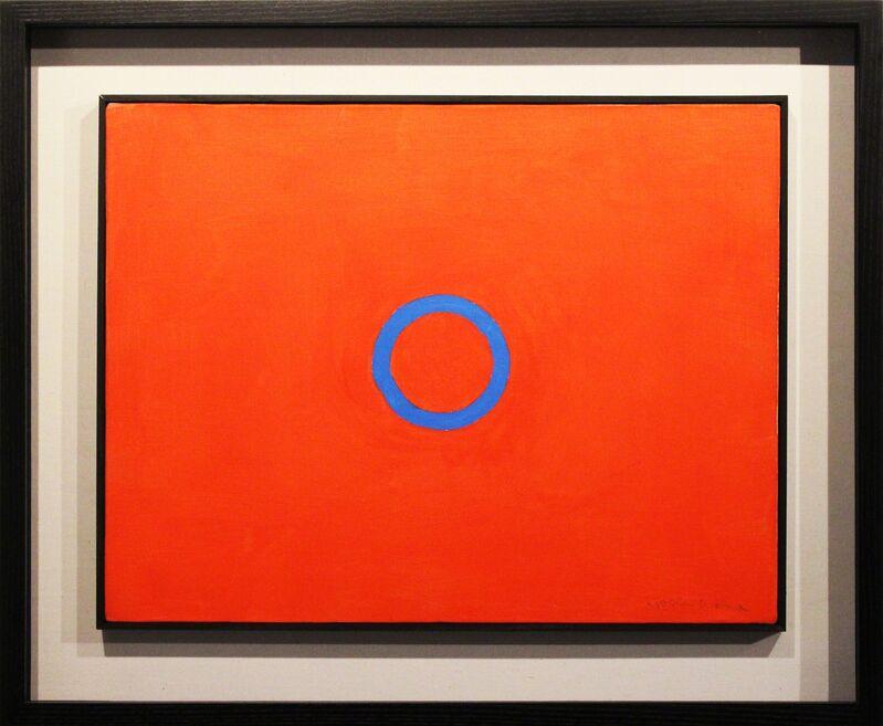 Jiro Yoshihara, '1970', 1970, Painting, Acrylic on canvas, MAKI