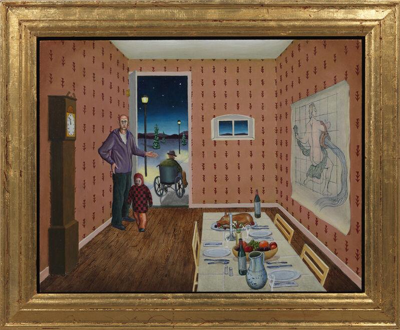 Tim Vermeulen, 'January ', Painting, Oil on Panel, George Billis Gallery
