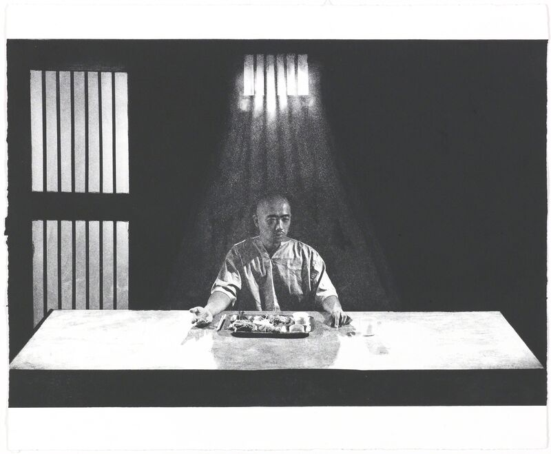 Wong Hoy Cheong, 'Chronicles of Crime ', Print, Photo etching, aquatint, spit bite, roulette, STPI