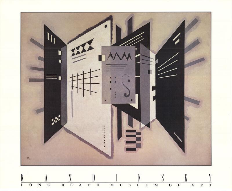 Wassily Kandinsky, 'Points', 2000, Ephemera or Merchandise, Offset Lithograph, ArtWise