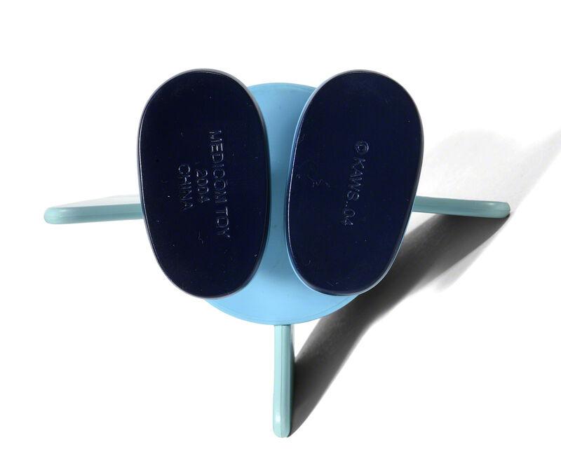 KAWS, 'BLITZ (Blue)', 2004, Sculpture, Painted cast vinyl, DIGARD AUCTION