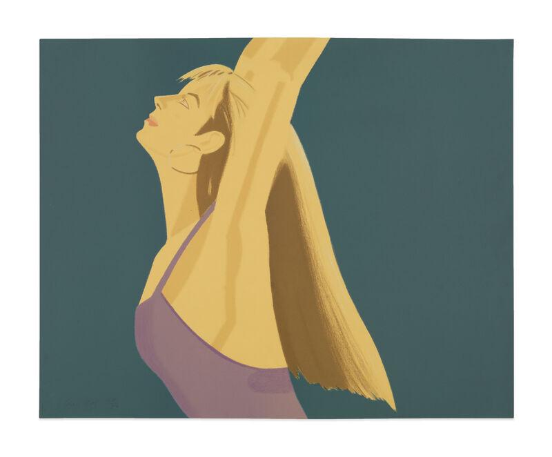 Alex Katz, 'Night: William Dunas Dance ', 1983, Print, Set of 4 color lithographs, Marlborough New York