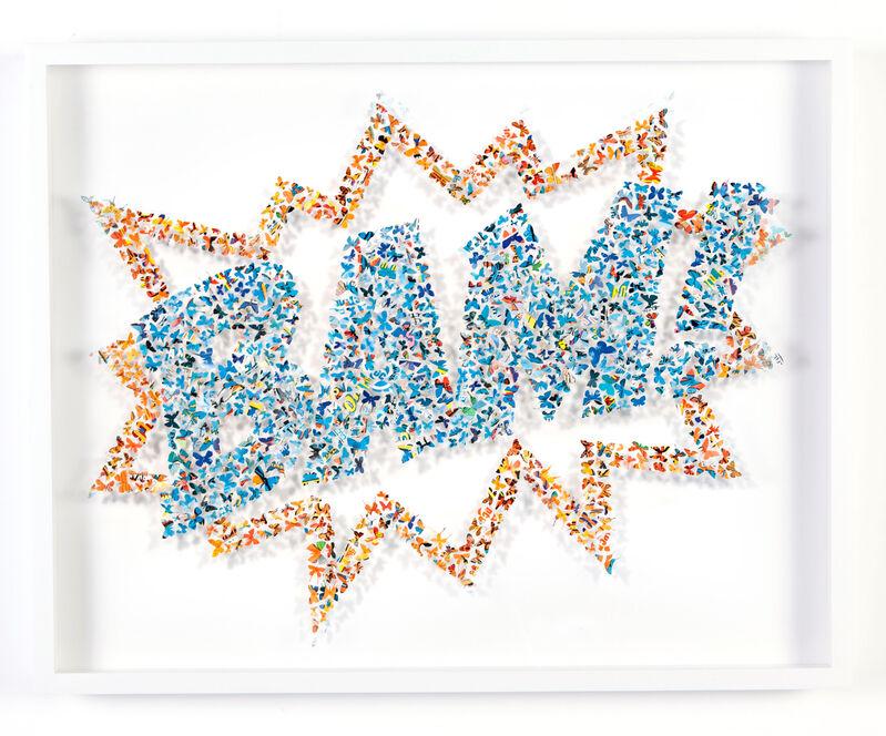 Charles Patrick, 'BAM', 2017, Mixed Media, Samuel Owen Gallery