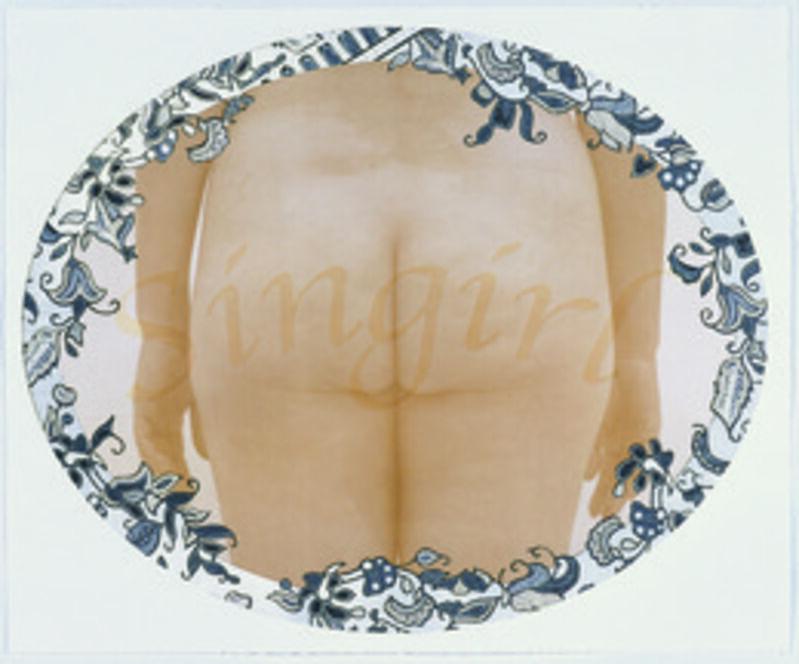 Amanda Heng, 'Singirl', 2006, Print, Lithography, screenprinting, embossing, relief printing, STPI