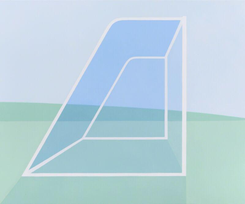 Ridley Howard, 'Blue Nets', 2013, Painting, Oil on linen, Andréhn-Schiptjenko