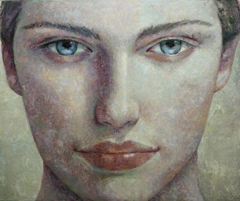 Montse Valdés, '4-5-17', 2017, Painting, Oil on canvas, Villa del Arte Galleries