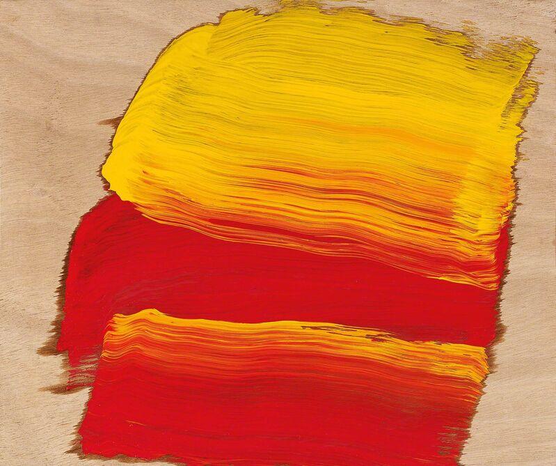 Howard Hodgkin, 'Now', 2015-2016, Painting, Oil on wood, Gagosian
