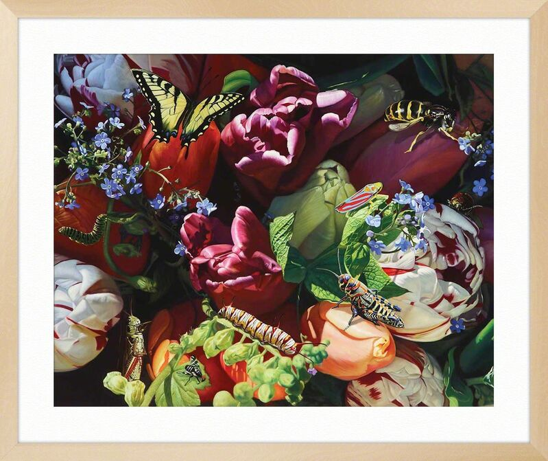 Marc Dennis, 'The Exuberant Garden', 2020, Print, Hahnemühle 100% cotton rag paper with archival epson inkjet pigments, ArtStar