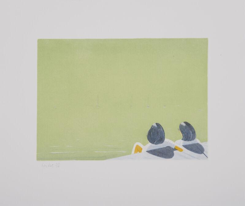 Alex Katz, 'Harbor', 2006, Print, Aquatint, Weng Contemporary