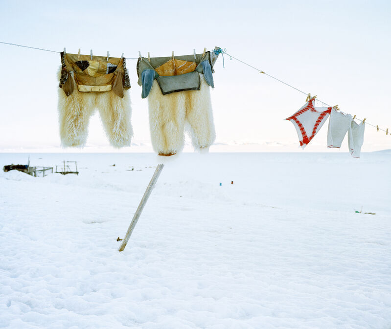 Tiina Itkonen, 'White Anorak', 2002, Photography, Archival pigment print, Persons Projects