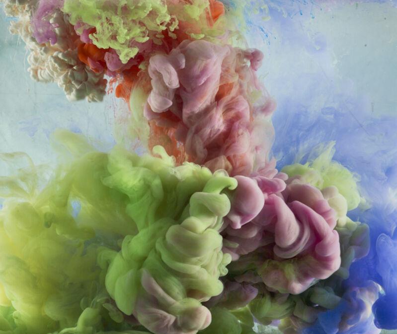 Kim Keever, 'Abstract 9827', 2014, Photography, C-print, Waterhouse & Dodd