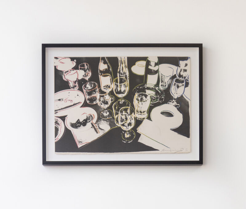 Andy Warhol, 'After the Party (FS II.183) ', 1979, Print, Screenprinton Arches 88 Paper, Revolver Gallery