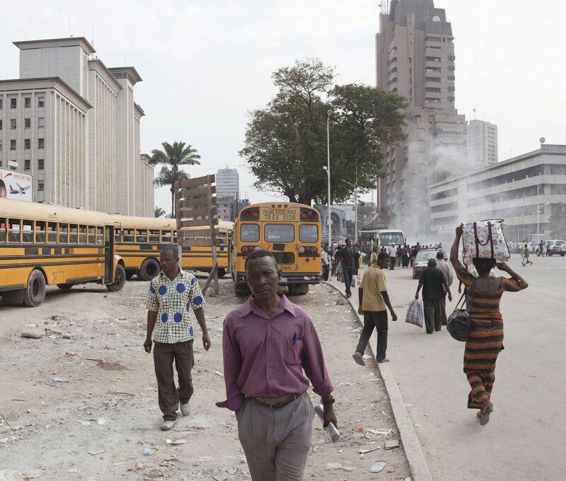Lard Buurman, 'Boulevard 30 Juin, Kinshasa, Congo', 2011 / 2012, Photography, Looiersgracht 60
