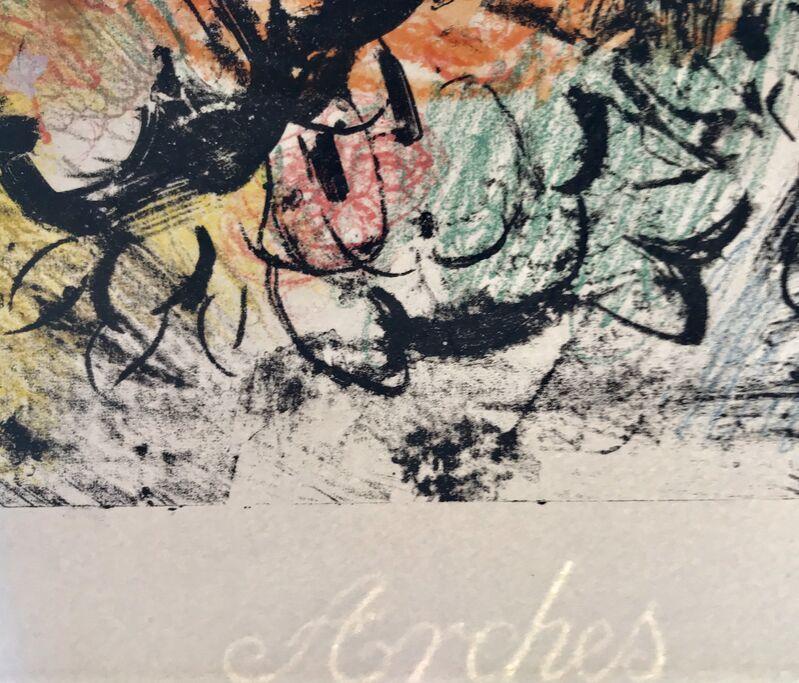 Marc Chagall, 'La Sainte Famille', 1970, Print, Lithograph on Arches paper, Van der Vorst- Art