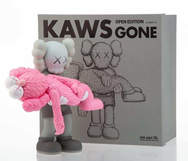 KAWS, 'Gone (Grey)', 2019, Sculpture, Painted cast vinyl, Heritage Auctions