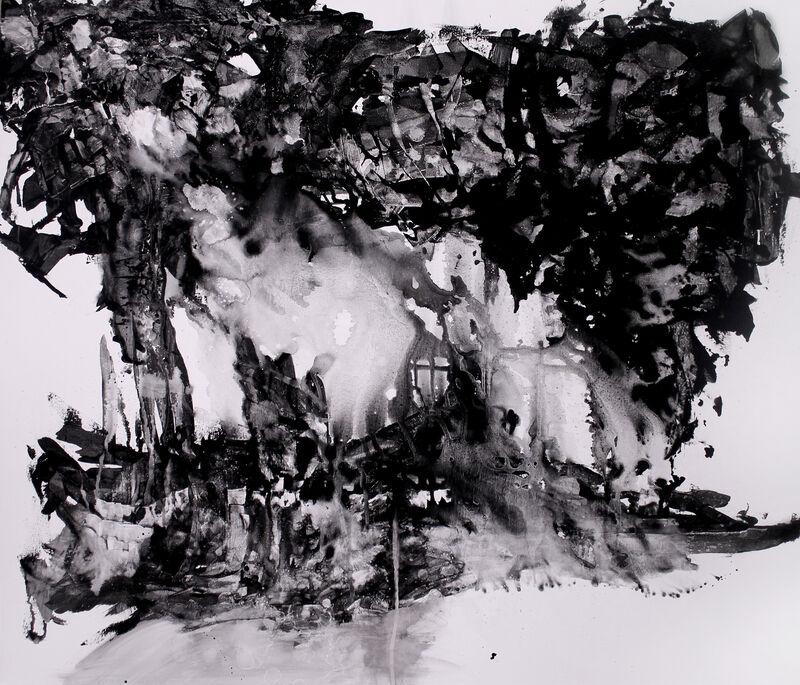 Andres Waissman, 'Untitled LXIX', 2013, Painting, Acrylic and enamel on canvas, Gachi Prieto