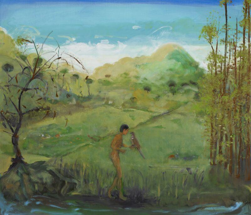 Verne Dawson, 'Macedonia Road', 2013, Painting, Oil on linen, Victoria Miro