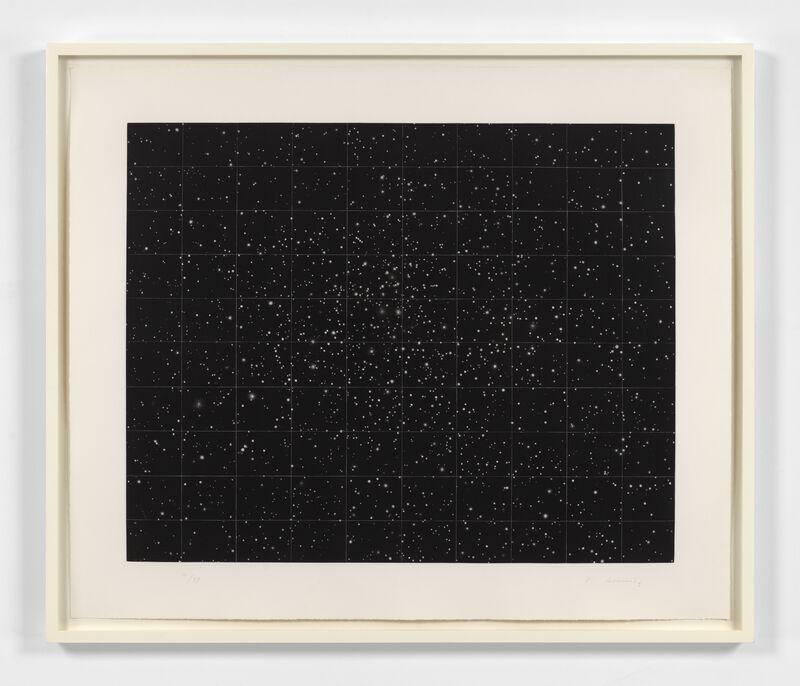 Vija Celmins, 'Strata', 1983, Print, Mezzotint on Arches paper, Susan Sheehan Gallery