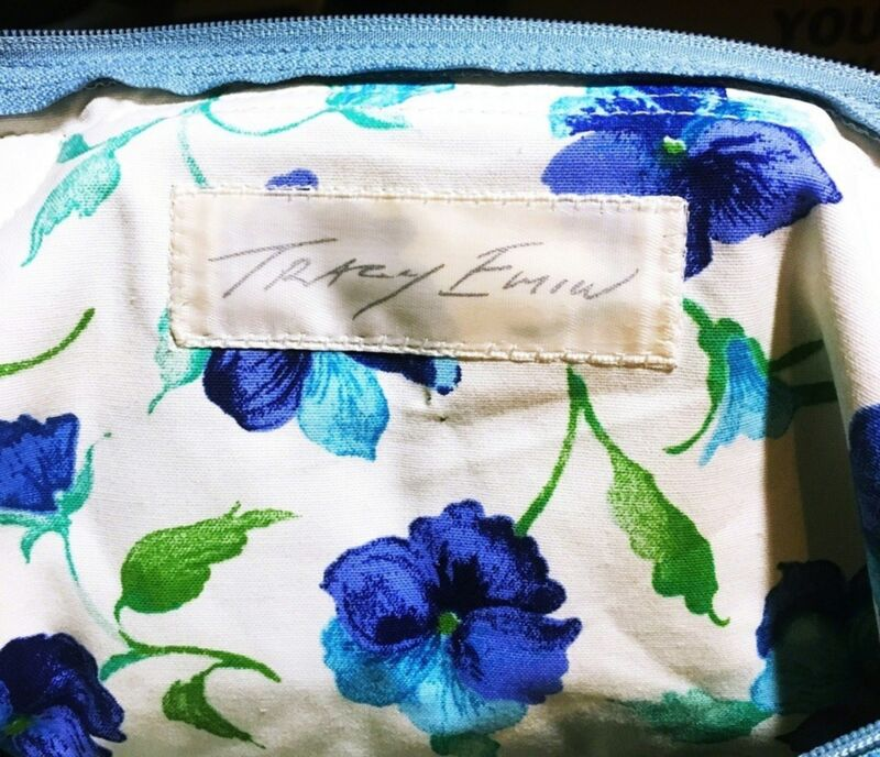 Tracey Emin, 'Always Me (Hand signed and dated by Tracey Emin)', 2004-2016, Fashion Design and Wearable Art, Limited edition hand bag of printed cotton canvas, leather trimmings and wool felt patchwork. Uniquely hand signed and dated by Tracey Emin in black marker, Alpha 137 Gallery