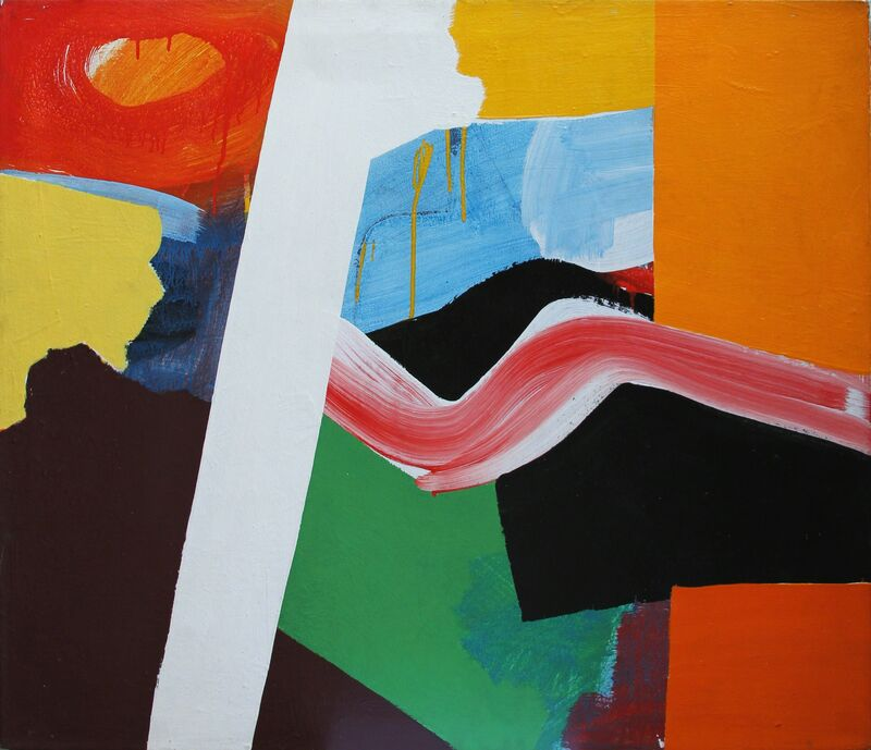 Ernest Briggs, 'Palermo', 1964, Painting, Oil on Canvas, Anita Shapolsky Gallery