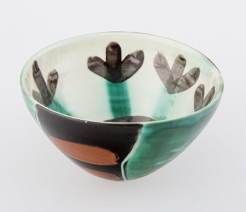 Pablo Picasso, 'Visage', 1955, Design/Decorative Art, Terre de faïence bowl, glazed and painted, Heritage Auctions