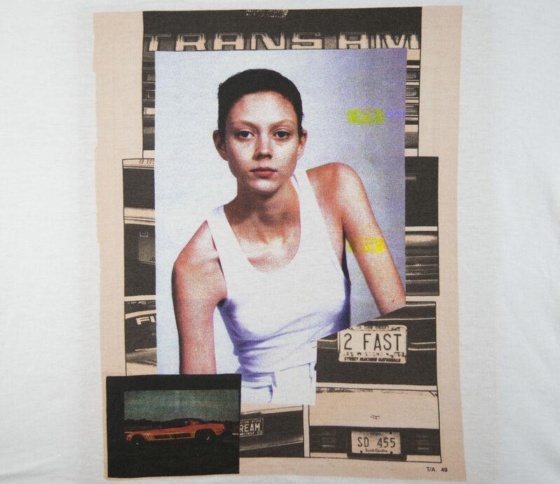 Collier Schorr, 'Aperture Magazine T-Shirt', 2018, Fashion Design and Wearable Art, 100% cotton, MOCA