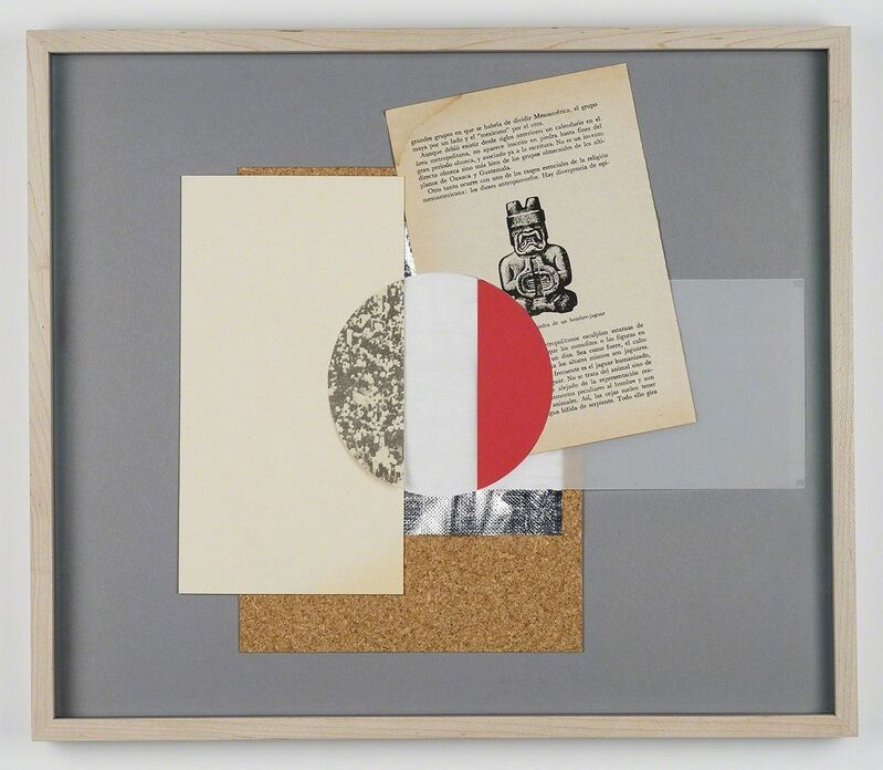 Tercerunquinto, 'Signo', 2016, Drawing, Collage or other Work on Paper, Collage, PROYECTOS MONCLOVA
