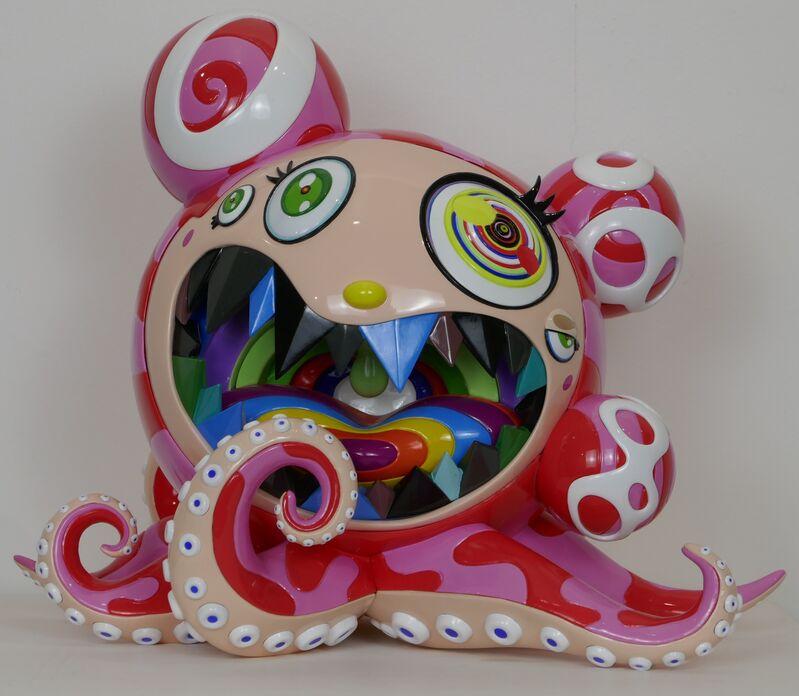 Takashi Murakami, 'Mr. Dob / Dobtopus A', 2017-2018, Sculpture, Vinyl, @Whatever Artspace
