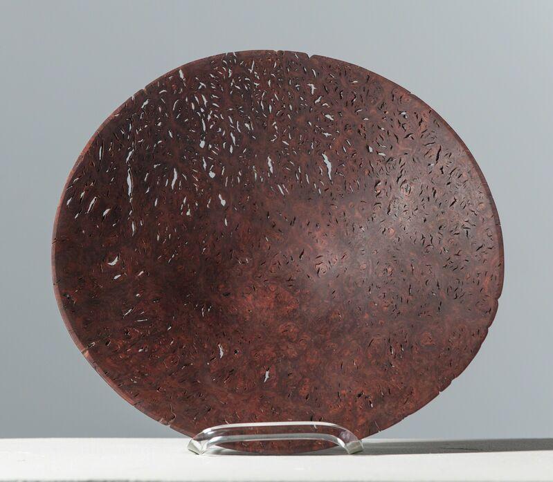 Anthony Bryant, 'Jarrah Wood Vessel', 2001, Sculpture, Jarrah wood, Bentley Gallery
