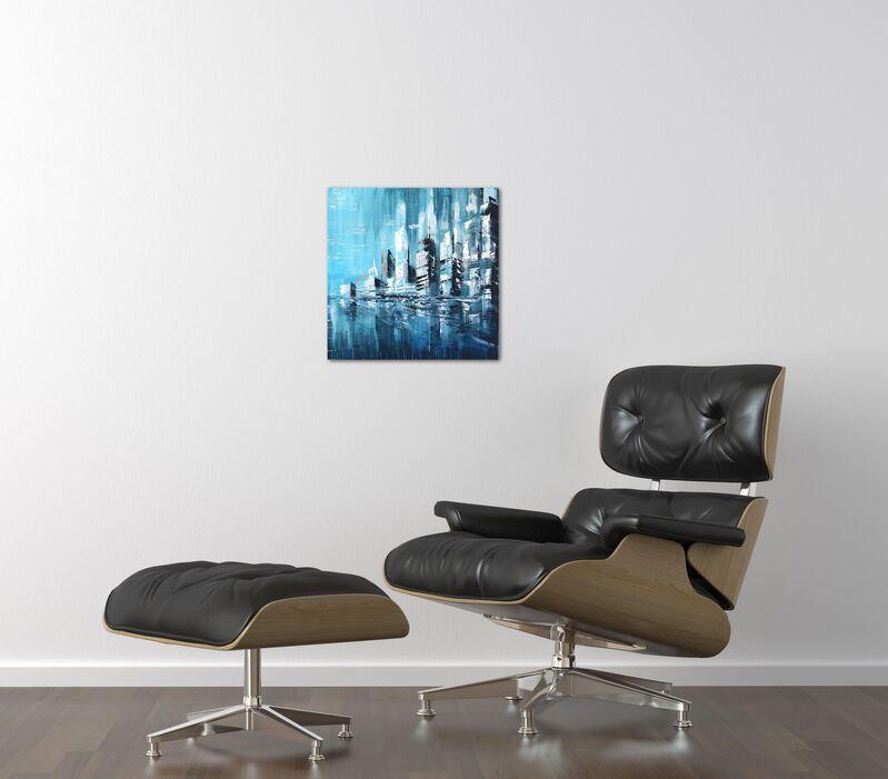 Ivana Milosevic, 'On The Water', 2019, Painting, Acrylic on Canvas, Artspace Warehouse