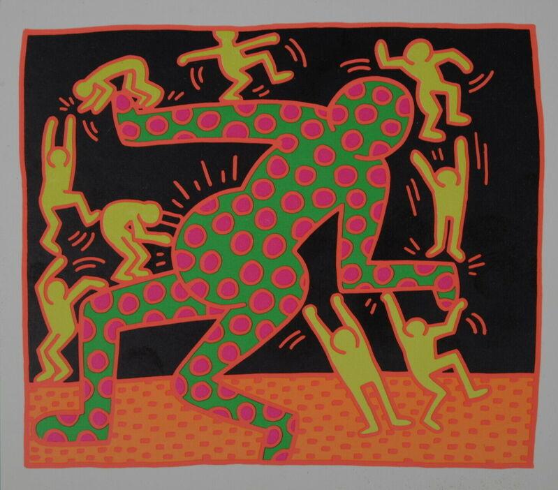 Keith Haring, 'Fertility', 1983, Print, Lithograph, NCAG