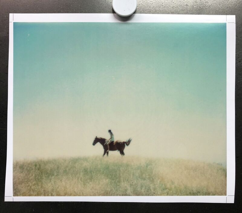 Stefanie Schneider, ''Renée's Dream' no. 6 (Days of Heaven)', 2003, Photography, Digital C-Print, based on a Polaroid, Instantdreams