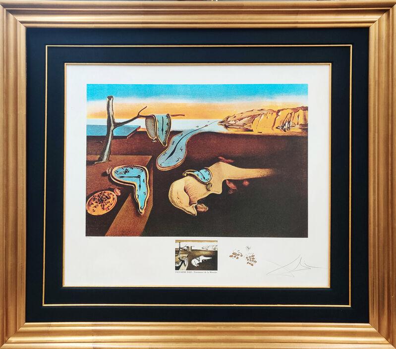 Salvador Dalí, 'PERSISTENCE DE LA MEMOIRE', 1974, Print, LITHOGRAPH, Gallery Art