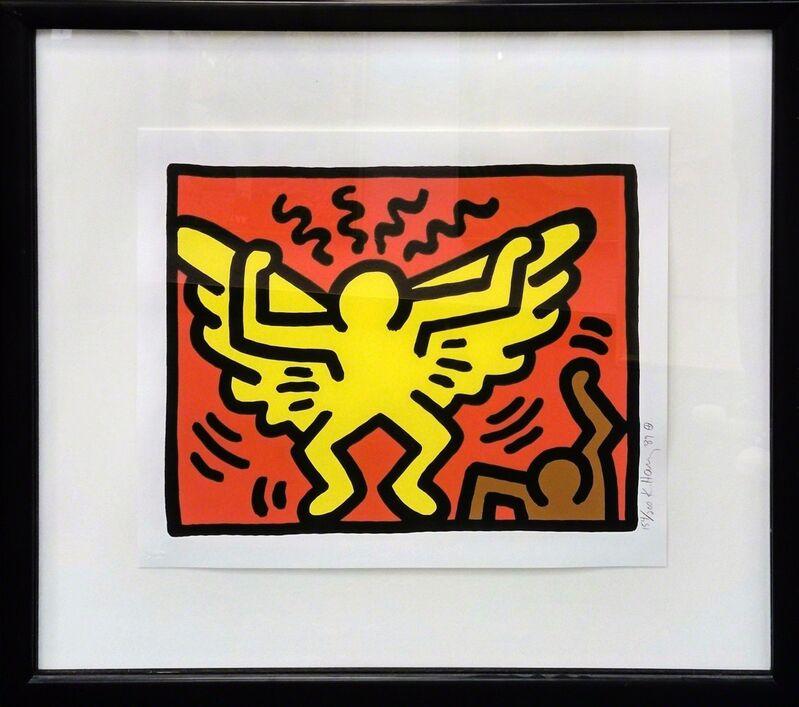 Keith Haring, 'POP SHOP IV (1)', 1989, Print, SCREENPRINT, Gallery Art