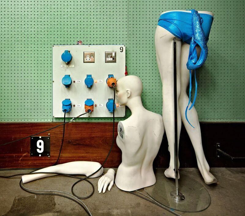 Candice Breitz, 'SABC Minimal #4', 2012, Photography, Digital print on Hahnemuhle photo rag baryta paper, Goodman Gallery