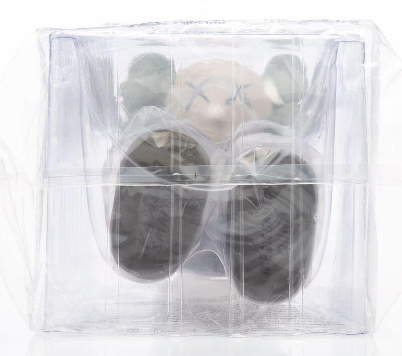 KAWS, 'Small Lie (Brown)', 2017, Sculpture, Painted cast vinyl, Heritage Auctions
