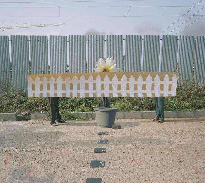 Stuart Hawkins, 'Picket Fence', 2010, Photography, C-print, Feuer/Mesler