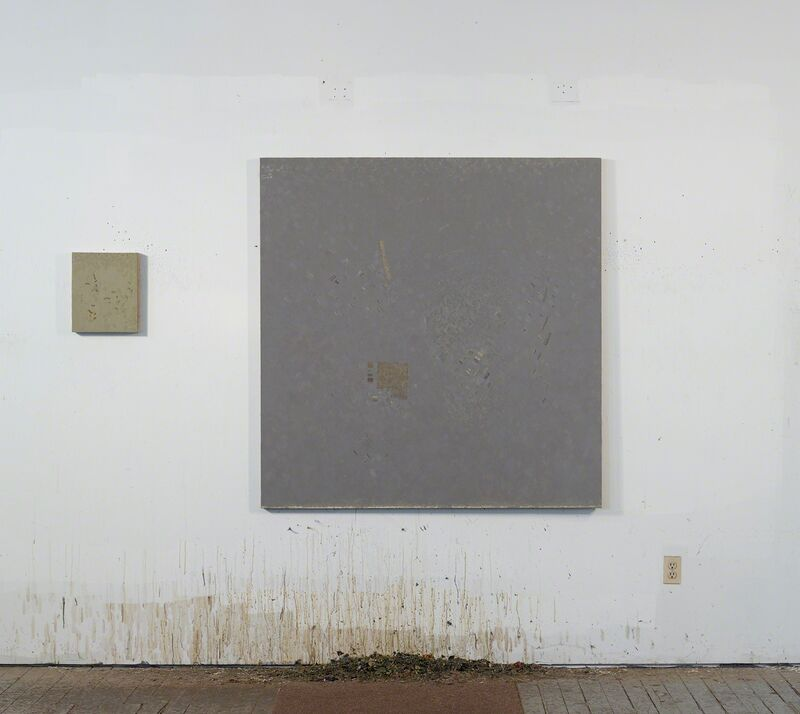 Riley Brewster, 'open gate (locking time)', ca. 2018, Painting, Oil on linen, FRED.GIAMPIETRO Gallery