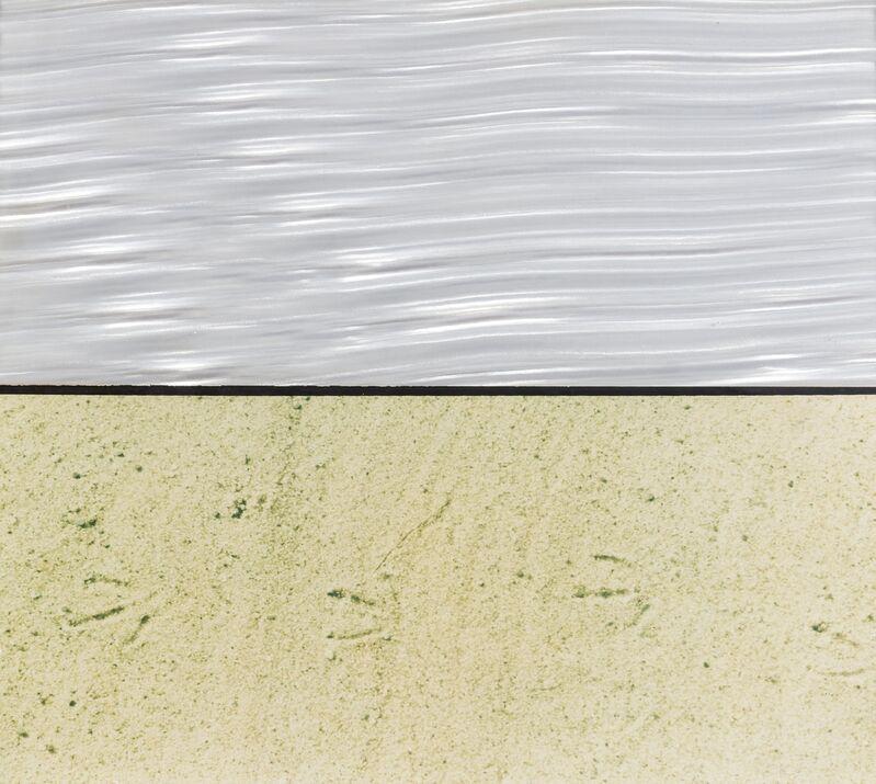 Roy Lichtenstein, 'Landscape 10 (Corlett 56)', 1967, Print, Screenprint on chromogenic photograph with translucent moiré Rowlux collage, Forum Auctions