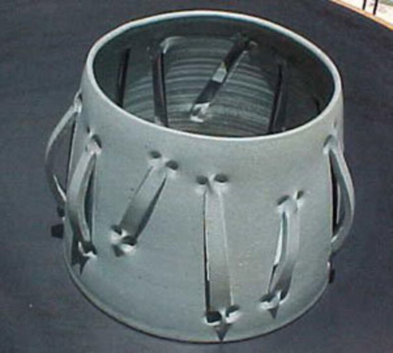 Gustavo Pérez, 'Vaso cortado 7/23/95', 1995, Design/Decorative Art, Ceramica, Quetzalli Arte y Diseño
