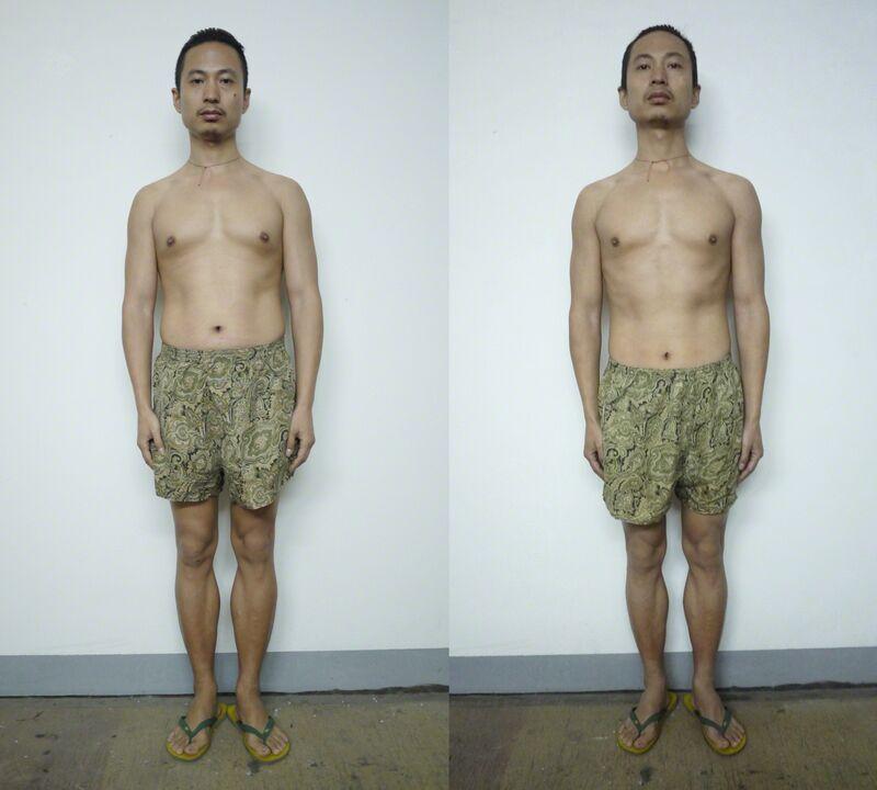 Li Liao, 'Weight‐Loss Plan', 2011, Performance Art, Written records and photographs, Eli Klein Gallery