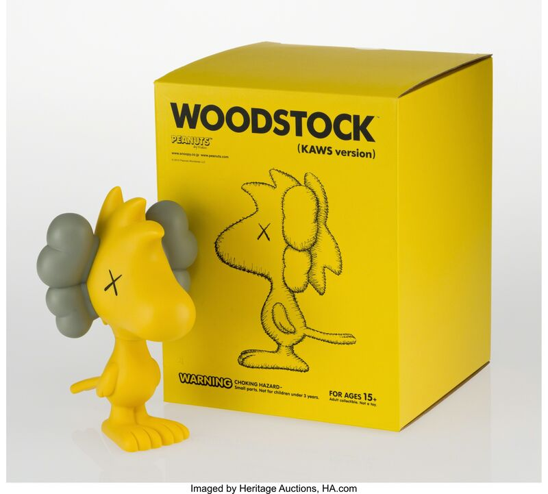 KAWS, 'Woodstock', 2012, Other, Painted cast vinyl, Heritage Auctions